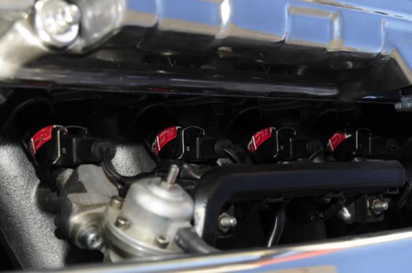 1998 Championship White Integra Type-R RC Injectors