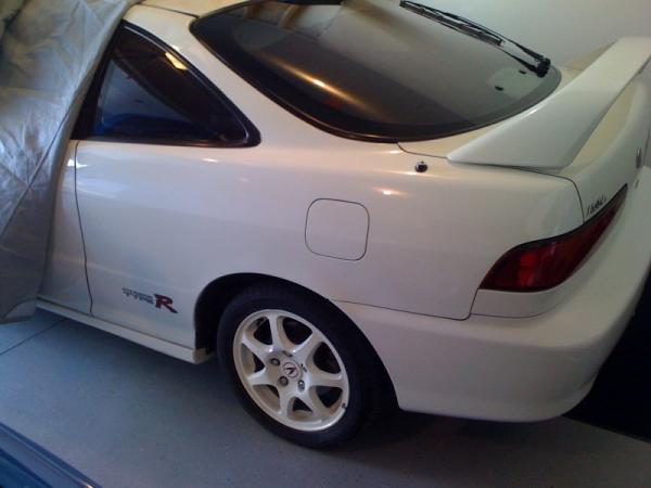 1998 Championship White ITR Back quarter