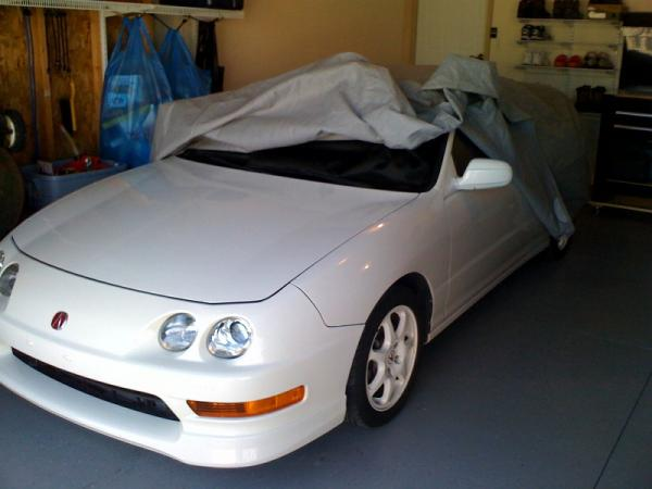 1998 Integra TypeR Front end
