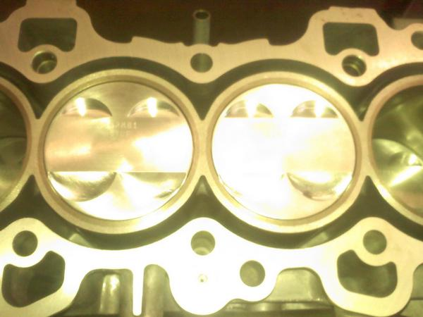 Integra Type-R engine block