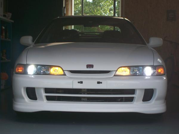 98 CDM Integra Type-R JDM Front end