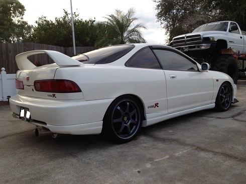 1998 CW Acura ITR