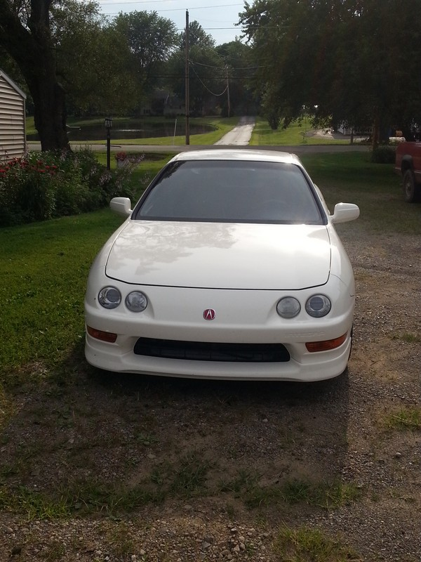 1998 Acura Integra Type-r nose
