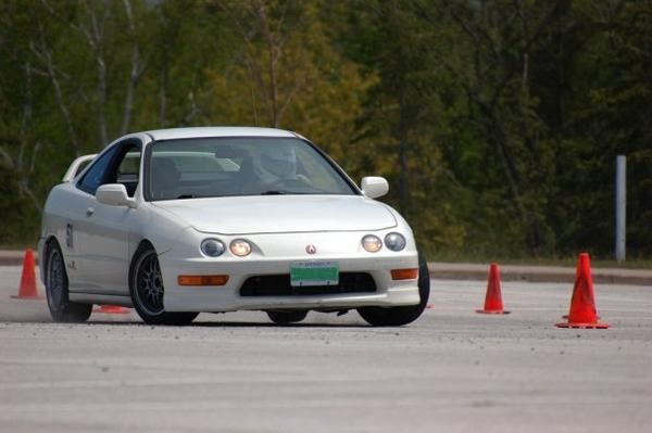 98 Integra type-r autoXing