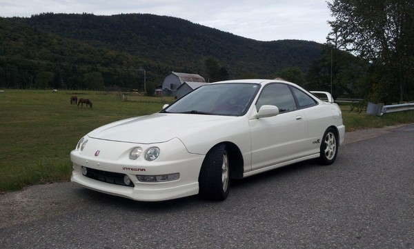 USDN 1998 Acura Integra Type-R in Canada