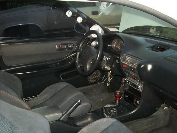 98 Acura Integra Type-r interior