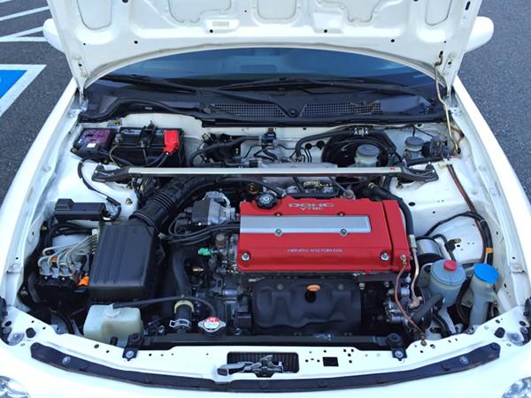 Acura Integra Type R - Acura integra type r engine