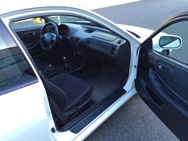 1998 Acura Integra Type-r passenger seat