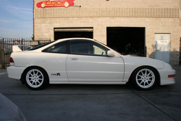 98' ITR rebuilt to stock with JDM rims