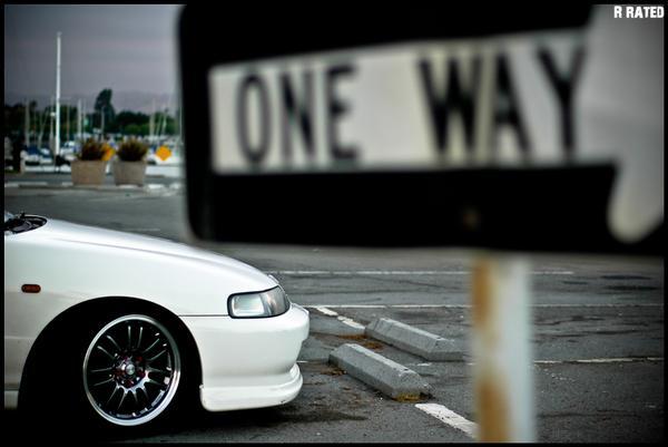 98 Integra type-r ONE WAY