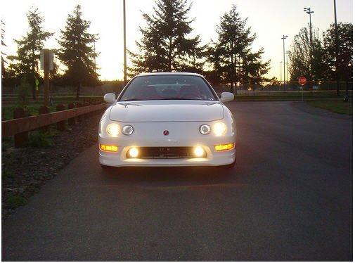 98 Integra type-r front end with foglights