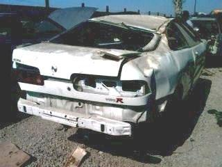 1998 Integra Type-r rollover junker